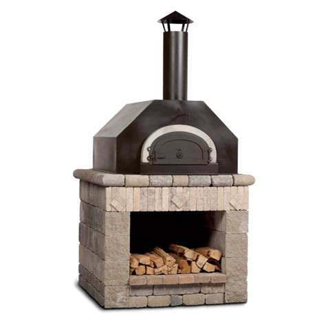 general shale fireplace kit outdoor living kits
