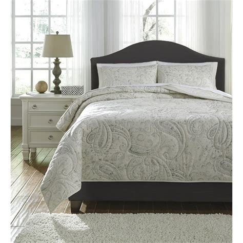 green coverlet king ashley darcila king coverlet set in sage green ebay