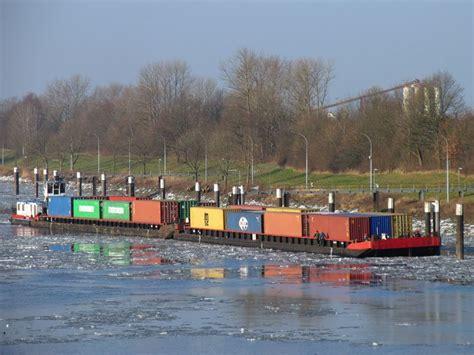 deutsche bank geesthacht ein schubverband bestehend aus schubschiff sch 2407