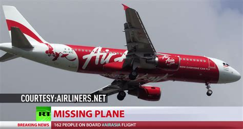 airasia update update officials confirm 162 people on board airasia