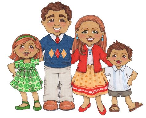 family clipart the gallery for gt black family members clip