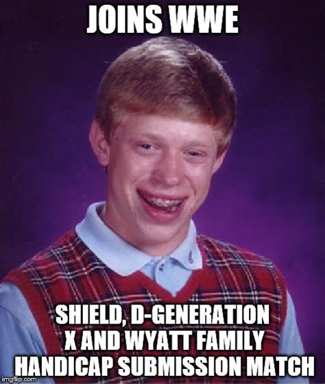 Generation Memes - bad luck brian meme imgflip