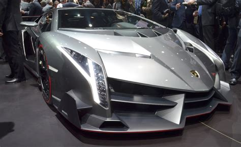 What Is The Average Price Of A Lamborghini Lamborghini Veneno Official Details 750 Hp 4 Million