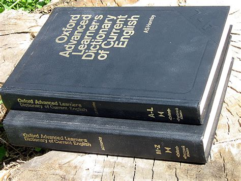 dictionary to oxford advanced learner s dictionary