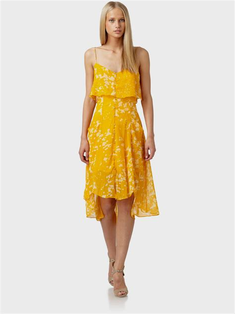 Dress Summer Dress yellow summer dresses naf dresses