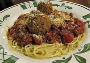 gallery olive garden spaghetti with sauce