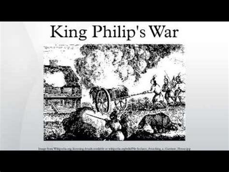 S War by King Philip S War