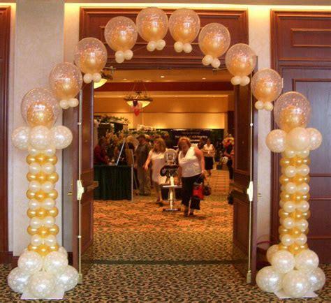 decor links wedding balloon arches party favors ideas