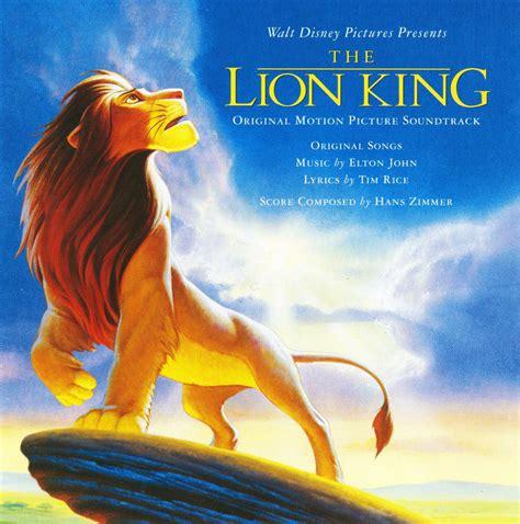 lion film songs free download film music site the lion king soundtrack elton john