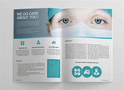 medical design magazine health and medical magazine v2 on behance