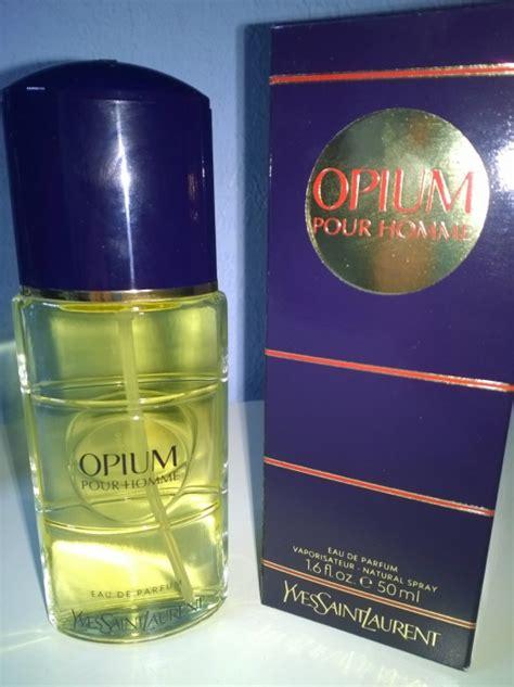 Parfum Im 8 opium pour homme eau de parfum im klarglasflakon
