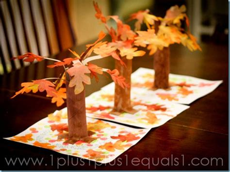 fall craft projects for 5 fall tree crafts for 4tunate