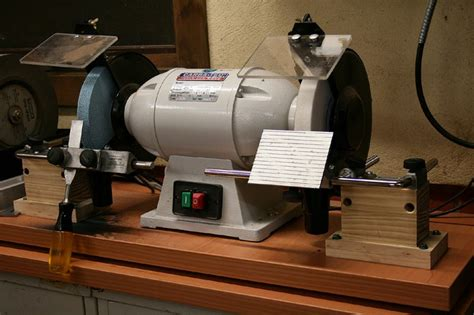 how to use a bench grinder to sharpen tools tormek jet sharpening