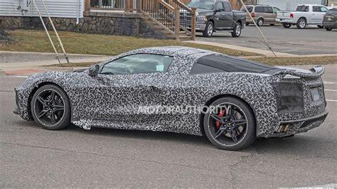 Chevrolet Corvette C8 2020 by 2020 Chevrolet Corvette C8 And