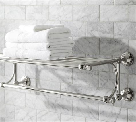 train rack bathroom mercer train rack traditional towel bars and hooks