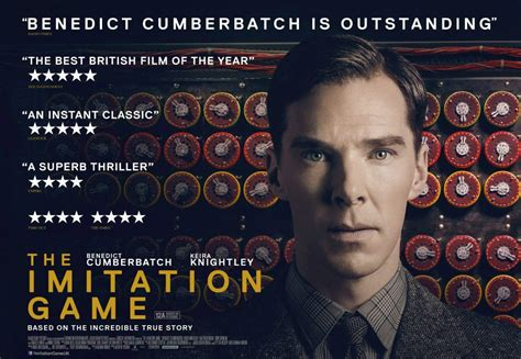 film imitation game adalah the imitation game film review everywhere by jenny esots