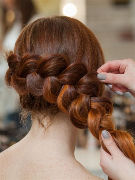 french braid your hair in 7 simple steps with a video how to french braid your hair in 5 easy steps allure
