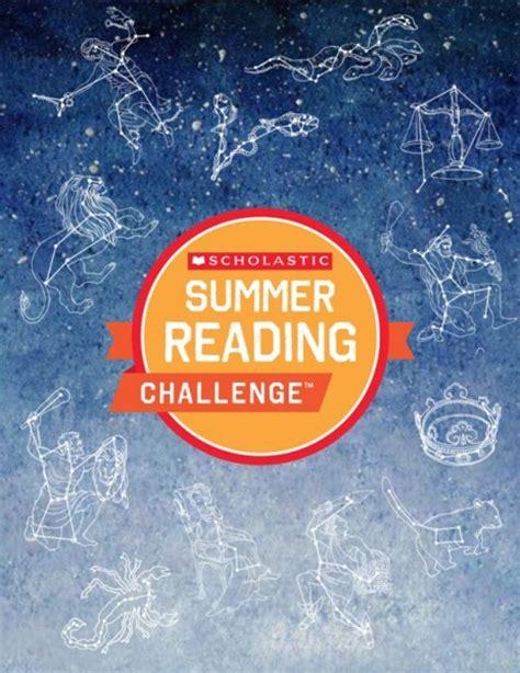 scholastic summer reading challenge scholastic summer reading challenge giveaway