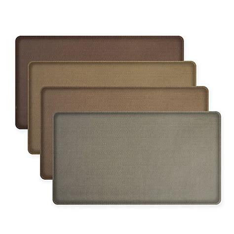gelpro classic rattan kitchen mat bed bath beyond