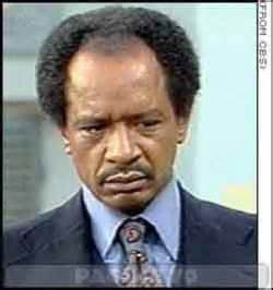 oif cut hair to look like george jefferson also known as the quot dad please let me take you to the