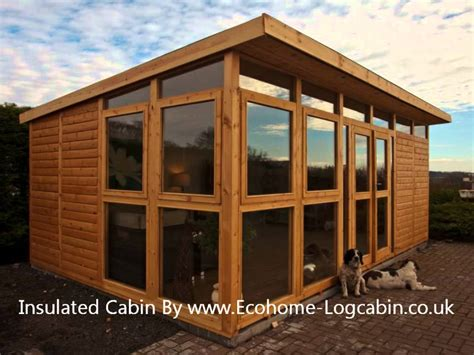 Barn With Loft by How To Insulate Your Shed Garden Room Home Office