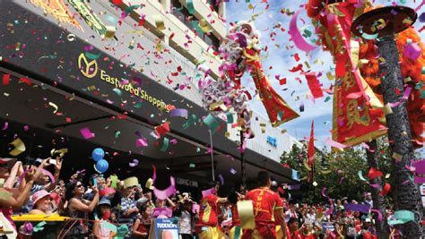 new year celebration eastwood lunar new year grand celebration day 2018 city of ryde