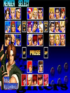 nokia themes kof download king of fighters 97 1 0 mobile game action