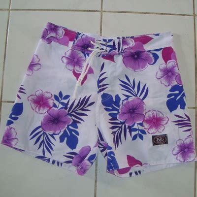 Celana Pendek Bali Model Oleh Oleh Khas Bali celana pendek ban ungu oleh2bali kerajinan bali