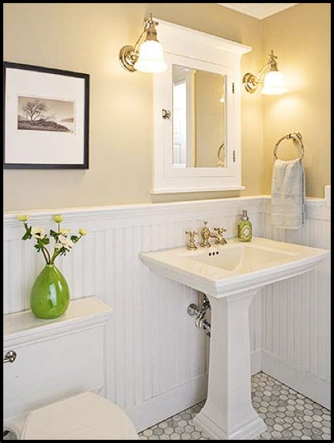beadboard bathroom ideas adjustable vintage ls add farmhouse charm to a vanity blog barnlightelectric com