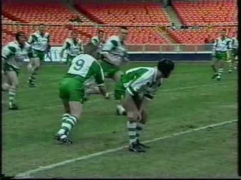st s day america vs ireland usa vs ireland rugby league st paddy s day 1996