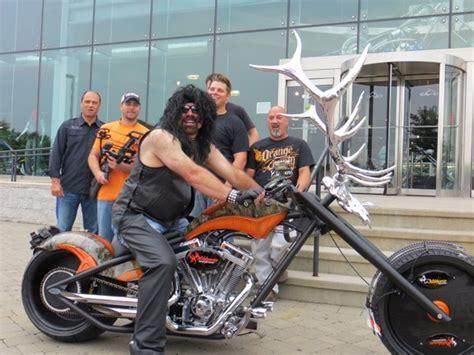 OCC's Elk Horn Custom Motorcycle autoevolution