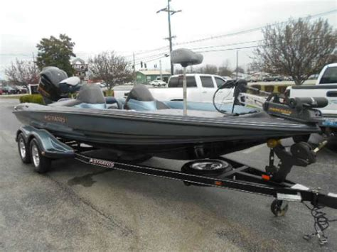 stratos 201 evolution boats for sale - Stratos Boats History