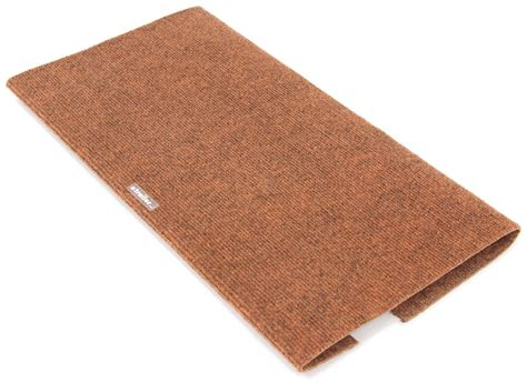 rv rugs camco rv xl step rug 23 quot wide brown camco accessories and parts cam42931