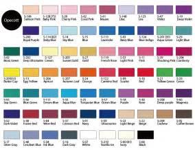 color chart size color chacott co ltd