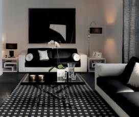 black and white home interior versace designer ceramic tiles