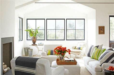 black interior windows black window trim modernize