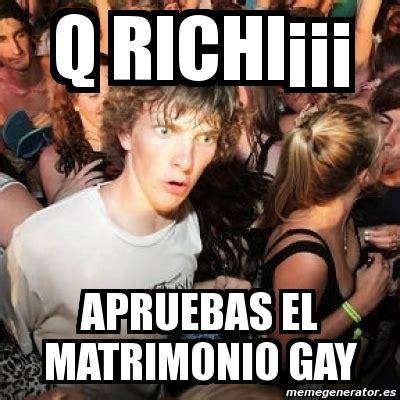 Gay Meme Generator - meme sudden realization ralph q richi 161 161 161 apruebas el