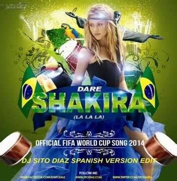 list theme song fifa world cup download football world cup 2014 mp3 shakira theme song
