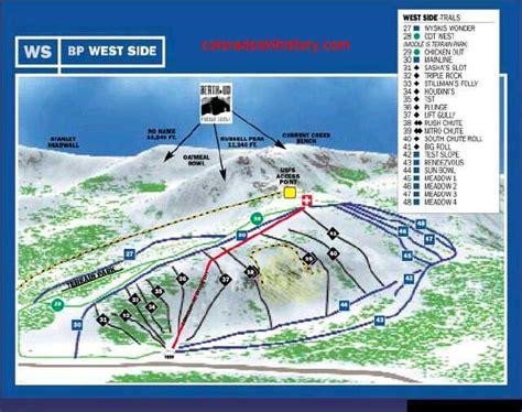 Small High Chair Berthoud Pass Ski Area