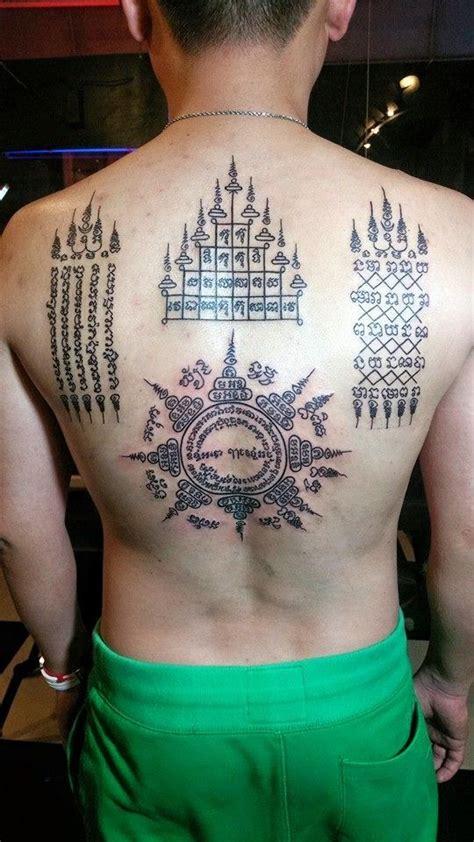 thai tattoo london 30 best images about sak yant on pinterest
