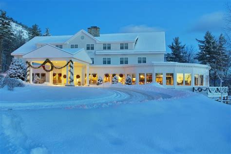 theme hotel white mountains the white mountain hotel resort north conway united