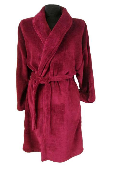 bathroom robes mens luxury dressing gowns fleece bath robes house coat