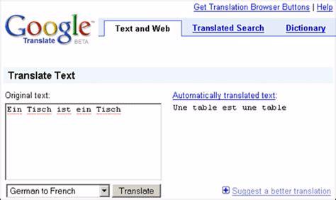 best free web translator translate language tools translated search