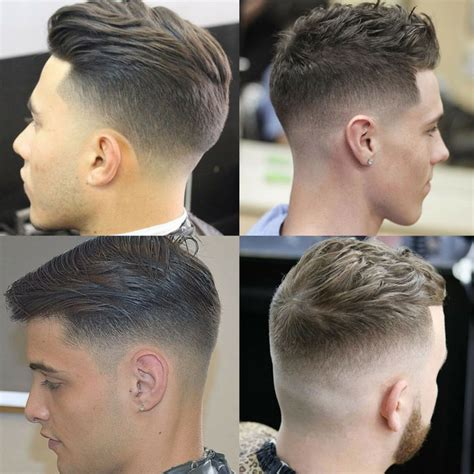 difference between a taper cut and a undercut hairstyle haircut names for men types of haircuts men s haircuts