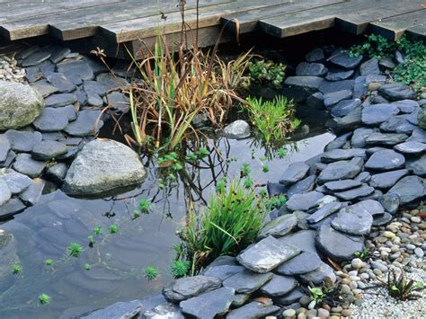 River Rock Gardens River Rock Garden With Real Water A Self Made Rock River For Your Garden Gardens
