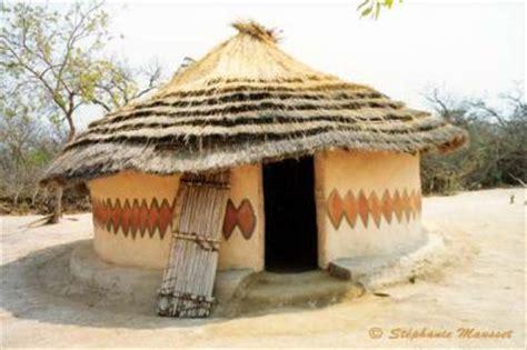 xhosa hutte maison n debele l afrique