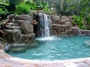 aquascape inground swimming pool design ideas and sles