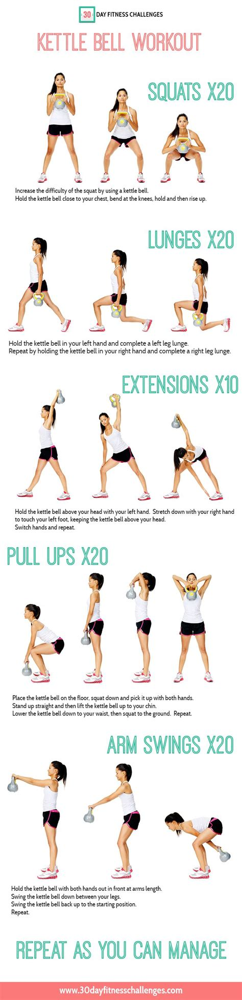 workout wednesday kettlebells health fitness