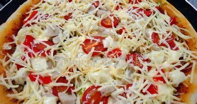 membuat adonan pizza tanpa ragi fae mom homemade pizza kilat dan super praktis tanpa