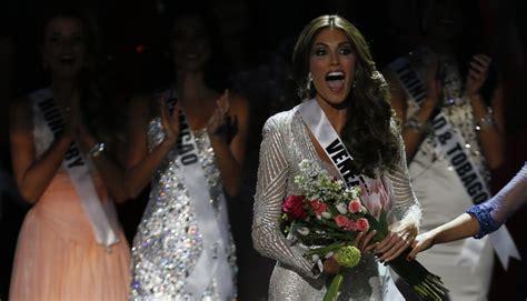 imagenes de las miss universo venezolanas fotos la coronaci 243 n de gabriela isler como miss universo